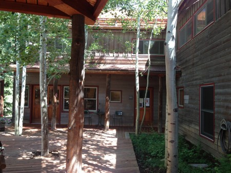 Anderson Ranch Dorm Room Exterior