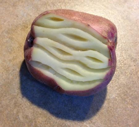 Potato Print