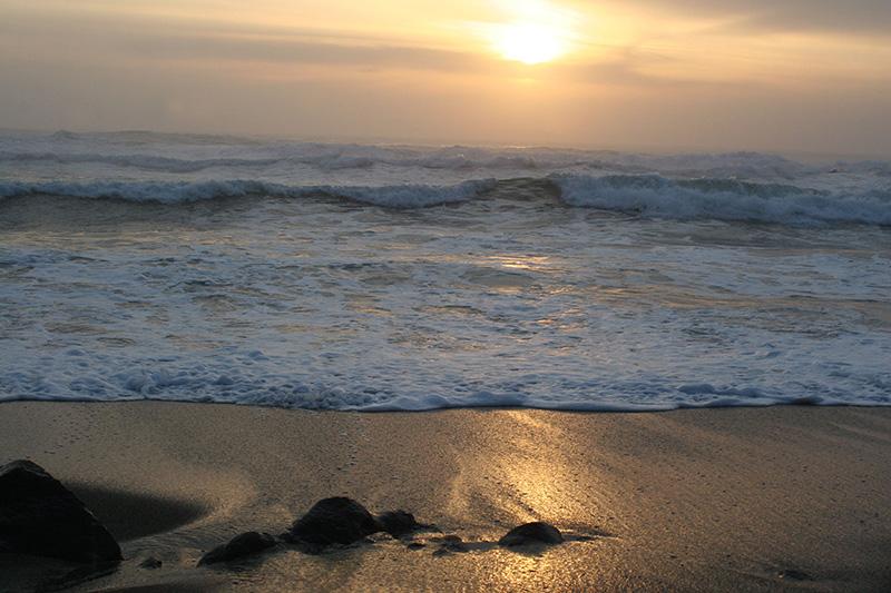 yachats-sunset