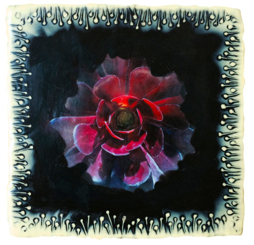 Encaustic Mixed Media Workshop in Oregon from artist Lisa Marie Sipe